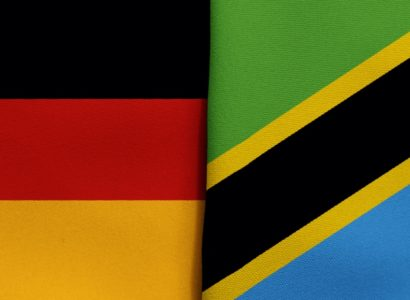 Knauf is a German plasterboard manufacturer operating in Tanzania